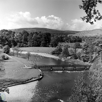 River Wharfe, Bolton Abbey Bridge